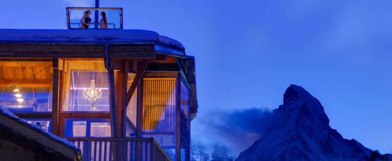 Backstage Chalet Zermatt
